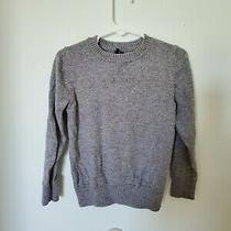 Baby Gap Boy Toddler Light Grey Sweater Size 4 Years Photo