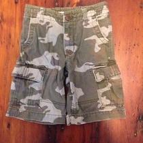 Baby Gap Boys 5t Camo Shorts Photo