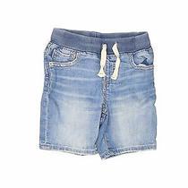 Baby Gap Boys Blue Denim Shorts 3 Photo