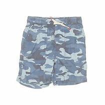 Baby Gap Boys Blue Khaki Shorts 2t Photo