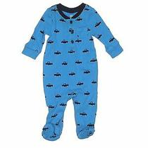 Baby Gap Boys Blue Long Sleeve Outfit 0-3 Months Photo