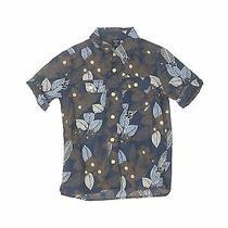 Baby Gap Boys Blue Short Sleeve Button-Down Shirt 5 Photo