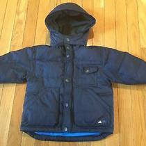 Baby Gap Boys Coldcontrol Puffer Winter Coat Jacket Navy Blue Size 12-18 Months Photo