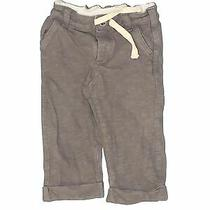 Baby Gap Boys Gray Casual Pants 12-18 Months Photo