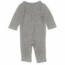 Baby Gap Boys Gray Long Sleeve Outfit 3-6 Months Photo