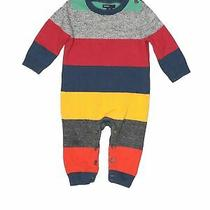Baby Gap Boys Gray Long Sleeve Outfit 6-12 Months Photo