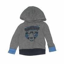 Baby Gap Boys Gray Pullover Hoodie 2 Photo