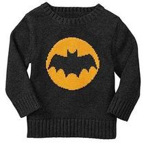 Baby Gap Boys Junk Food Batman Sweater. Size 2t. New With Tags. Photo