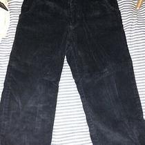 Baby Gap Boys Navy Corduroy Pants Adjustable Waist 3 Years Selling Tons Photo