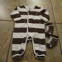 Baby Gap Boys Nb Romper & Socks  Photo