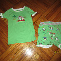 Baby Gap Boys Pajama Top and Pants 3 Photo