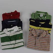 Baby Gap Boys Polo Shirts Lot of 6 Photo