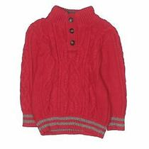 Baby Gap Boys Red Pullover Sweater 3t Photo