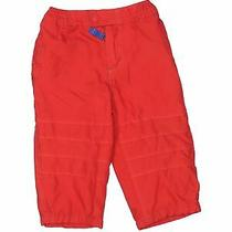 Baby Gap Boys Red Sweatpants 18-24 Months Photo
