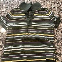 Baby Gap Boys Striped Polo Shirt Size 12-18 Months Photo