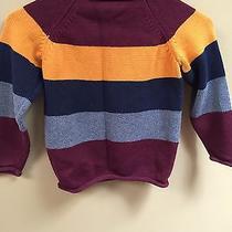 Baby Gap Boys Sweater 5t Block Stripe Photo