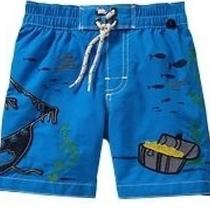 Baby Gap Boys Swim Trunks 12-18 Months Photo