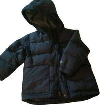 Baby Gap Boys Winter Coat Navy 5 Years Old Photo