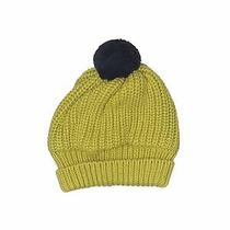 Baby Gap Boys Yellow Beanie 18-24 Months Photo