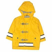 Baby Gap Boys Yellow Raincoat 18-24 Months Photo