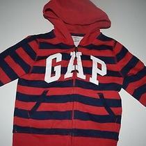 Baby Gap Boys Zip Front Hoodie  Size 3t Photo