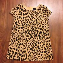 Baby Gap Brick Lane Leopard Dress Tunic 2t 2 Years Photo