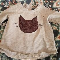 Baby Gap Cat Sweatshirt Photo