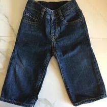 Baby Gap - Dark Denim Jeans 6-12 Months Photo
