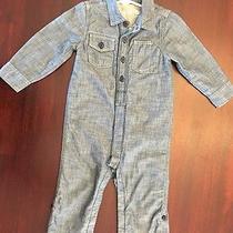 Baby Gap Denim Longall - 18 to 24 Months Photo