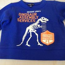 Baby Gap Dinosaur Sweatshirt- 3-6 Months Photo