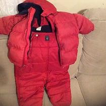 Baby Gap Down Snow Suit Photo