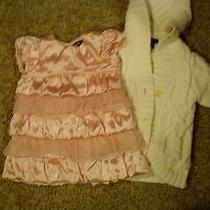 Baby Gap Dress and Sweater Photo