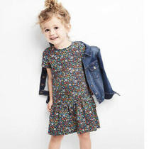 Baby Gap Dress Size 4 Years Girls Floral Photo