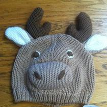 Baby Gap Favorite Brown Deer Hat Nwt Photo
