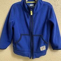 Baby Gap Fleece Jacket 3t Boys Blue Photo