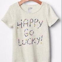 Baby Gap Girl Floral Graphic Tee  Nwt 3t N4 Photo