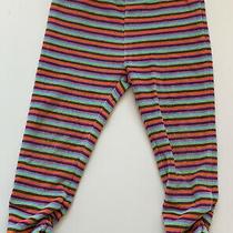 Baby Gap Girl Pants 24-36 M Legging Striped Stretch Soft Comfortable Toddler Photo