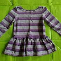 Baby Gap Girl Velour Dress Size 2t Photo