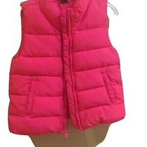 Baby Gap Girl Vest Color Pink Size 3t Photo