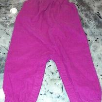 Baby Gap Girls 6-12 Months Fuschia Purple  Romper One-Piece Outfit. Nwt 29.99 Photo