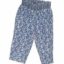 Baby Gap Girls Blue Casual Pants 4 Photo