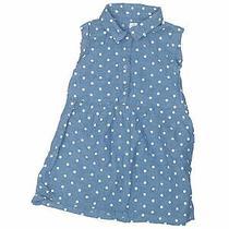 Baby Gap Girls Blue Dress 3 Photo