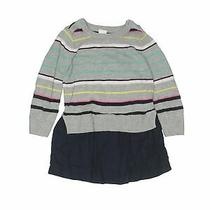 Baby Gap Girls Gray Pullover Sweater 2t Photo