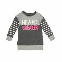 Baby Gap Girls Gray Pullover Sweater 3t Photo