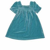 Baby Gap Girls Green Dress 18-24 Months Photo
