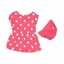 Baby Gap Girls Pink Dress 12-18 Months Photo
