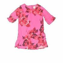 Baby Gap Girls Pink Dress 3 Photo
