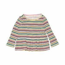 Baby Gap Girls Pink Long Sleeve T-Shirt 18-24 Months Photo