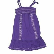 Baby Gap Girls Purple Dress 2t Photo