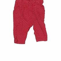 Baby Gap Girls Red Cords 3-6 Months Photo